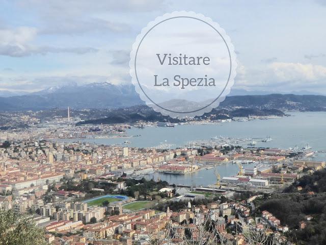 Perché visitare La Spezia. veduta della città
