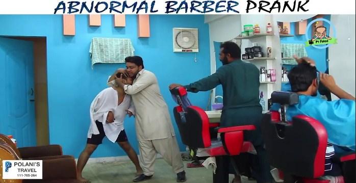 #P4Pakao #nadirali #abnormalbarberprank #funnyprank #nadiralibarberprank
