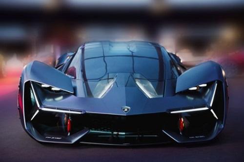 Mobil Lamborghini Terzo Millenio