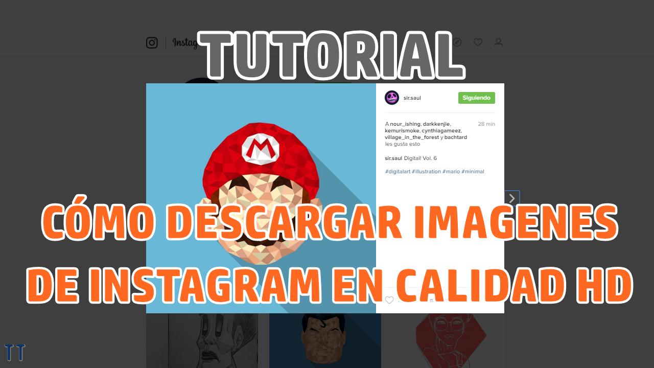 Cómo Descargar Historias De Instagram | Móvil Y PC (2020)