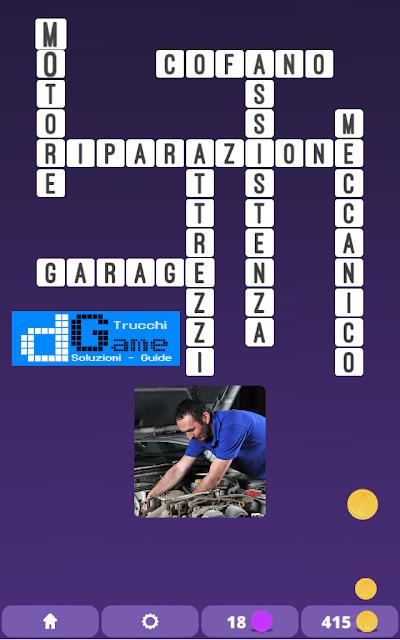 Soluzioni One Clue Crossword livello 4 schemi 4 (Cruciverba illustrato)  | Parole e foto