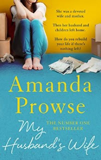 My Husband's Wife written by Amanda Prowse, discount for kindle version £0.99 Read !