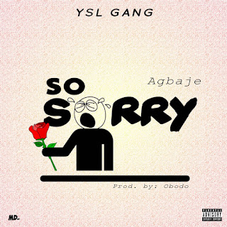 "Agbaje - ""So Sorry"" (Prod. By Obodo) - Teefreshmedia"