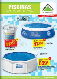 8067e401cc4 ... Catalogo leroy merlin oferta de piscinas verano 2013 - Piscinas de  plastico en leroy merlin .