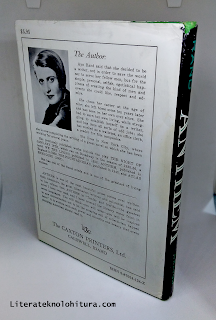 hardcover anthem by ayn rand back cover