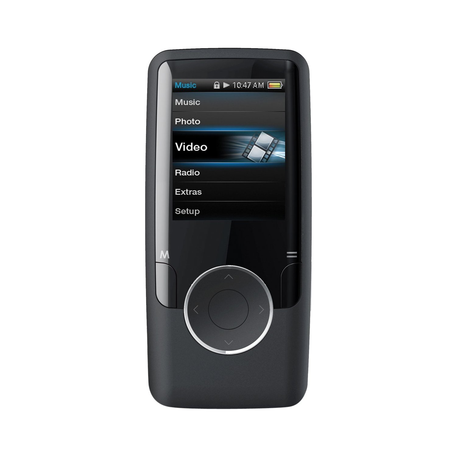 video mp3 player with fm radio super tech. Black Bedroom Furniture Sets. Home Design Ideas