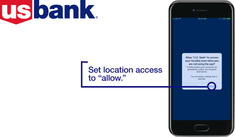 U.S. Bank Location Services