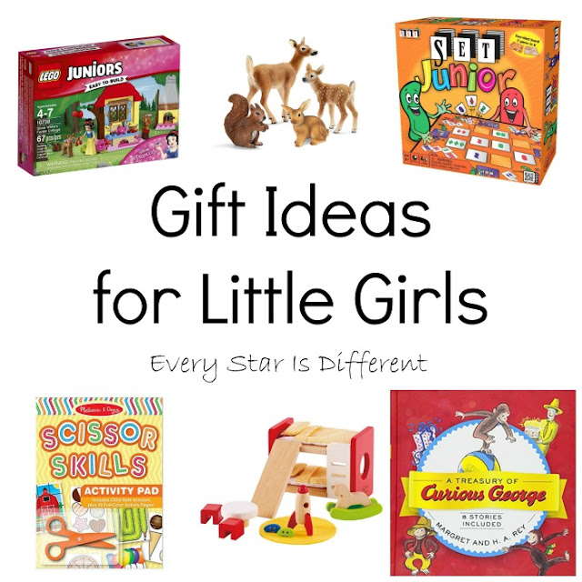 Gift Ideas for Little Girls