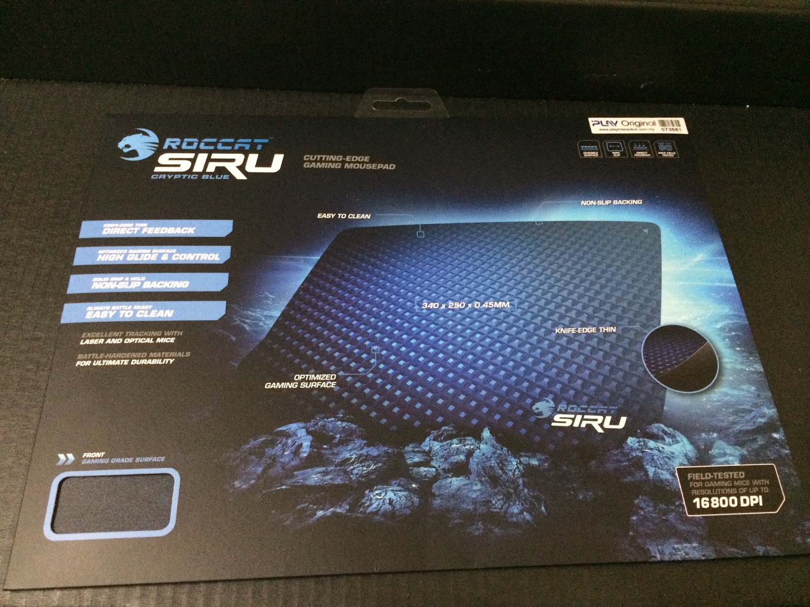 Unboxing & Review - ROCCAT SIRU 32