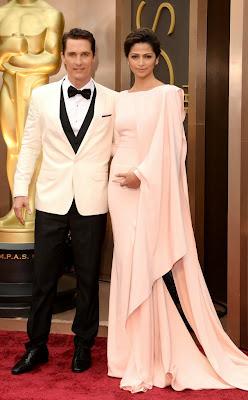 Oscars 2014 Matthew McConaughey