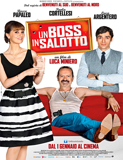Ver Un boss in salotto (2014) Online