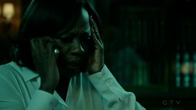 Annalise en el 2x09 de 'How to get away with Murder'