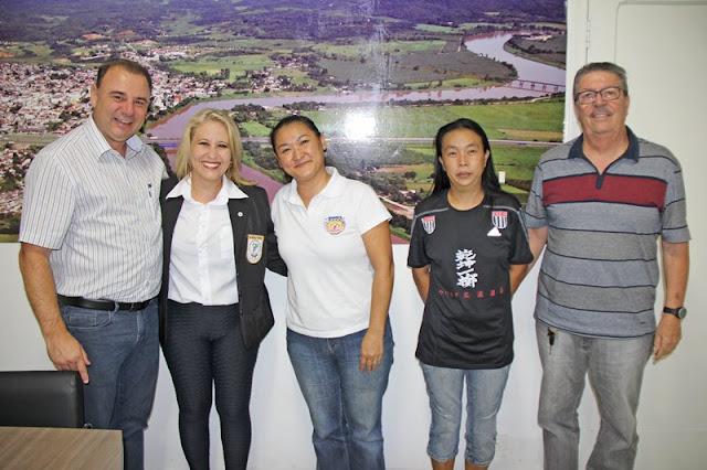 Registrense participará das Olímpiadas do Brasil como árbitra de judô