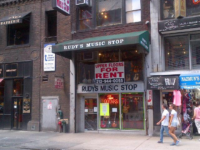bobby owsinski 39 s big picture music production blog new york city 39 s music row about to close for. Black Bedroom Furniture Sets. Home Design Ideas