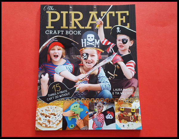 Win a copy of The Pirate Craft Book
