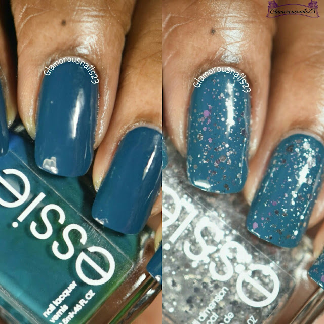 Essie Go Overboard & Set In Stones Double Pack