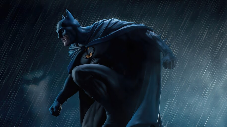 Batman, DC, Superhero, 4K, #6.2048
