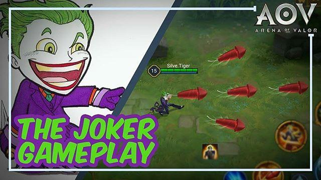 Cara Mendapatkan Hero Joker Di Game Arena Of Valor
