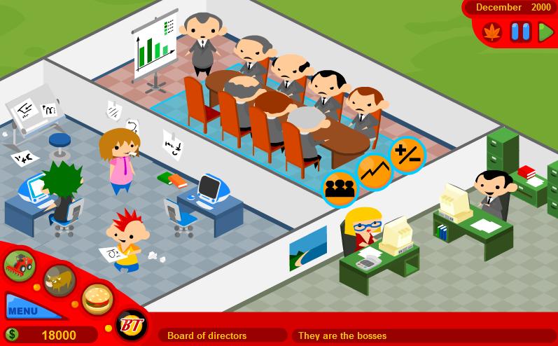Burger Flash Game