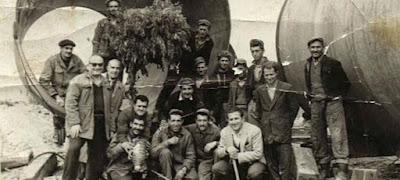Η μακάβρια ιστορία για την λίμνη Πλαστήρα: Το ναυάγιο με τους 20 νεκρούς εργάτες
