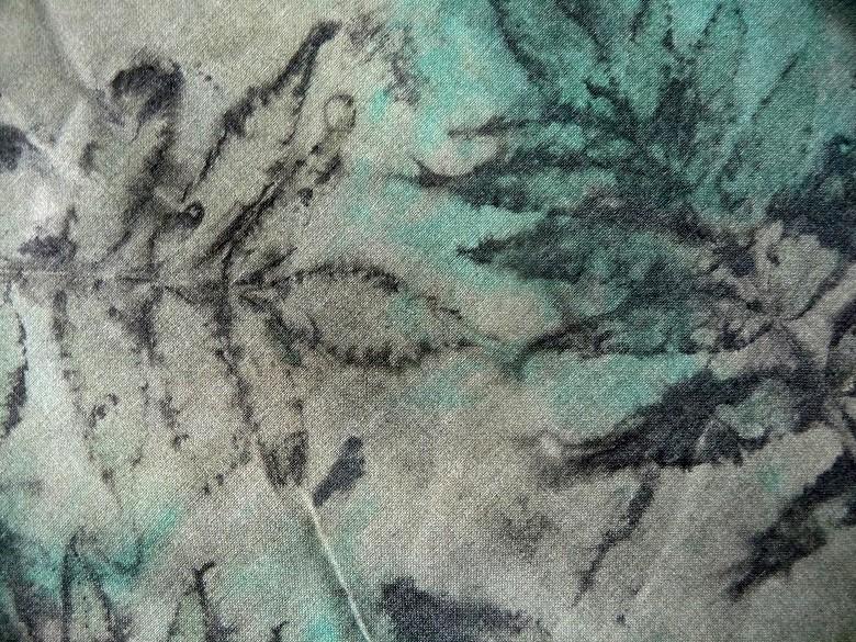 nanouanne empreintes de feuilles au sulfate de fer 2. Black Bedroom Furniture Sets. Home Design Ideas