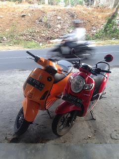 aide leit-lepmets indoneesia inspiratsioon scooters vespa