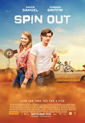 Spin Out Poster