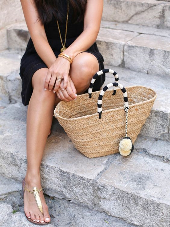 Fashion Trend TREND REPORT Korbtaschen - Basket Bags