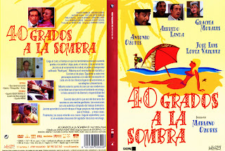 40 grados a la sombra | 1967 | Alfredo Landa | Caratula dvd