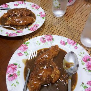 Resepi Chicken Chop Rangup