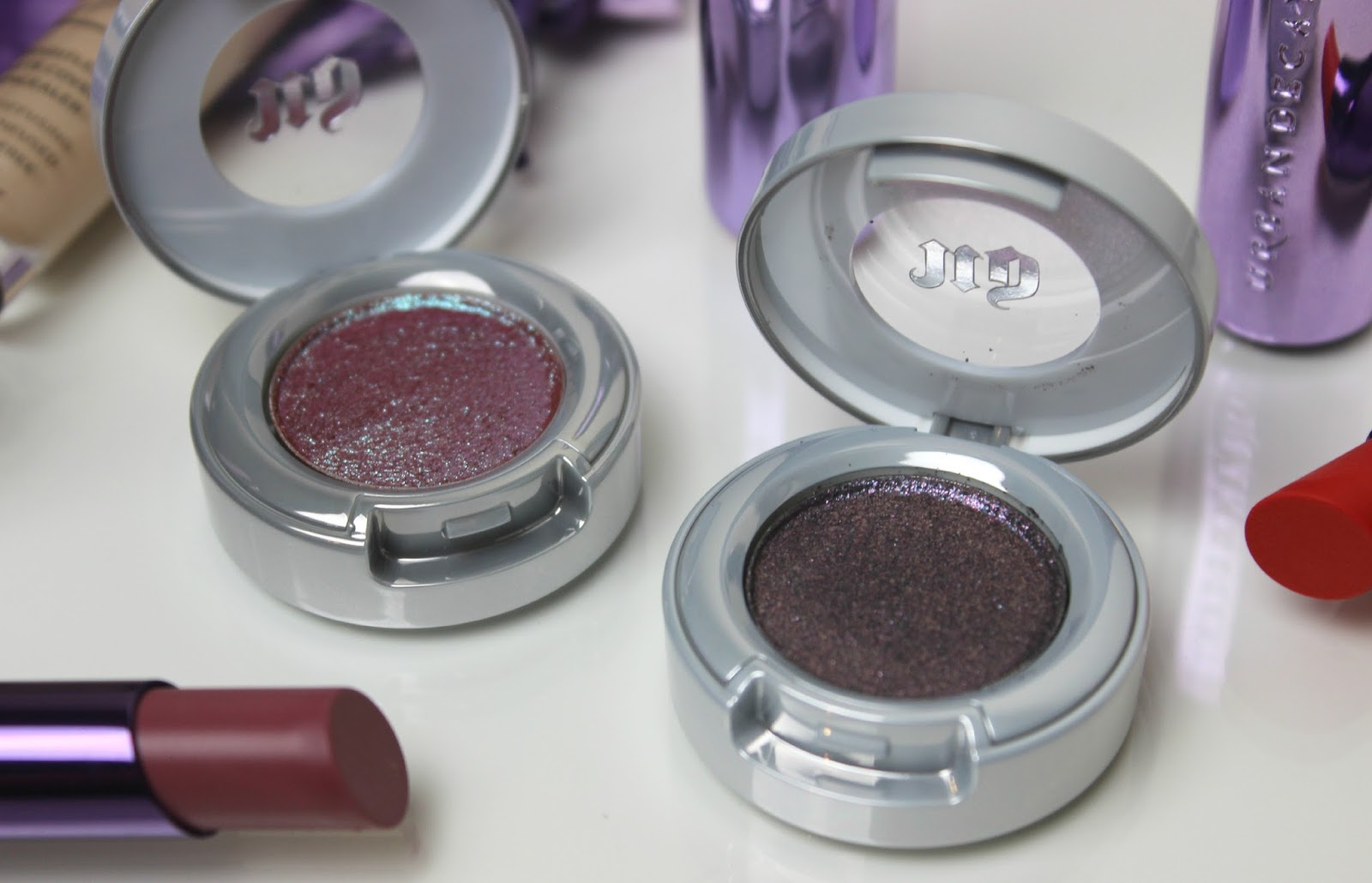 A picture of Urban Decay Moondust Eyeshadows