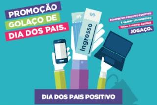 Cadastrar Promoção Positivo 2017 Dia dos Pais Golaço