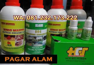 Jual SOC HCS, KINGMASTER, BIOPOWER Siap Kirim Pagar Alam