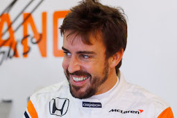 Fernando Alonso qualified fifth for Indy 500