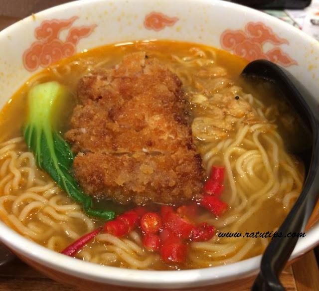 Makan Ramen dan Gyudon Ala Jepang di Sukiya AEON Mall BSD City, Enak!