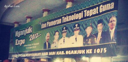 Nganjuk Expo dan Pameran Teknologi Tepat Guna