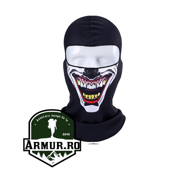 cagula clown cagula moto atv ski snowboard ciclism outdoor mascati craniu schelet