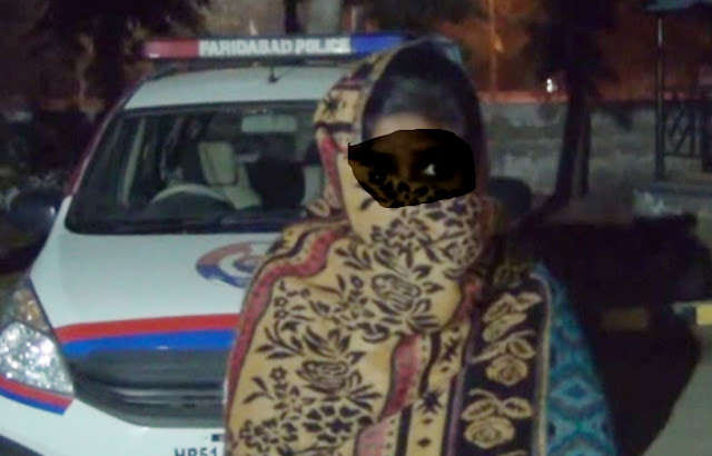 Gangrape's three accused arrested by abducting minor from auto-home