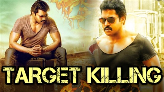 Target Killing 2017 Hindi Dubbed HDTV 700MB
