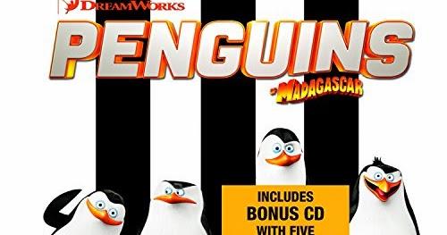 Soundtrack Review: The Penguins of Madagascar