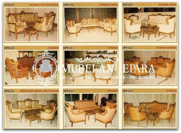 Kursi Tamu Mebel Jepara MPB 2007-1-5