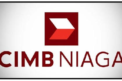 Gadai BPKB Motor di Bank CIMB Niaga 2018