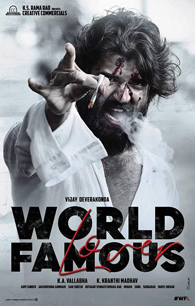 World Famous Lover 2020 Telugu 720p Pre-DVDRip 900MB