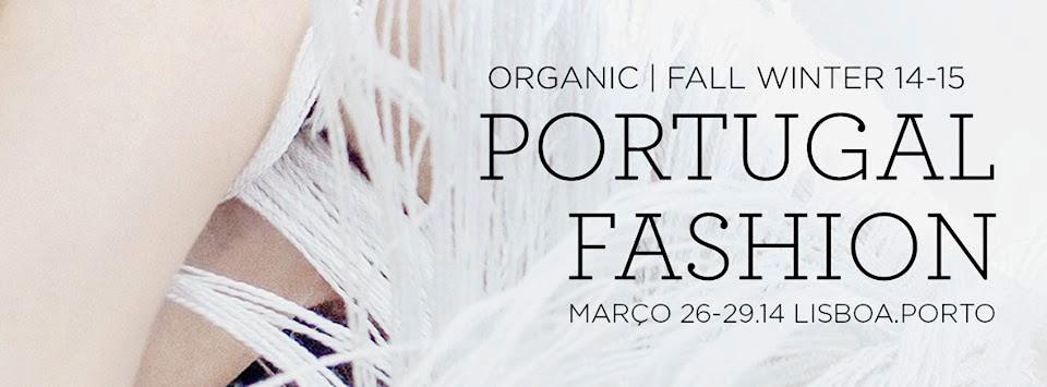Portugal Fashion Organic Line Up