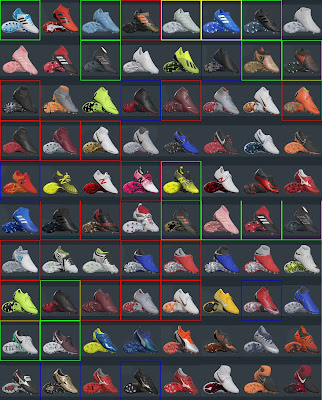 PES 2019 Bootpack 2019 by Anilgulalan41