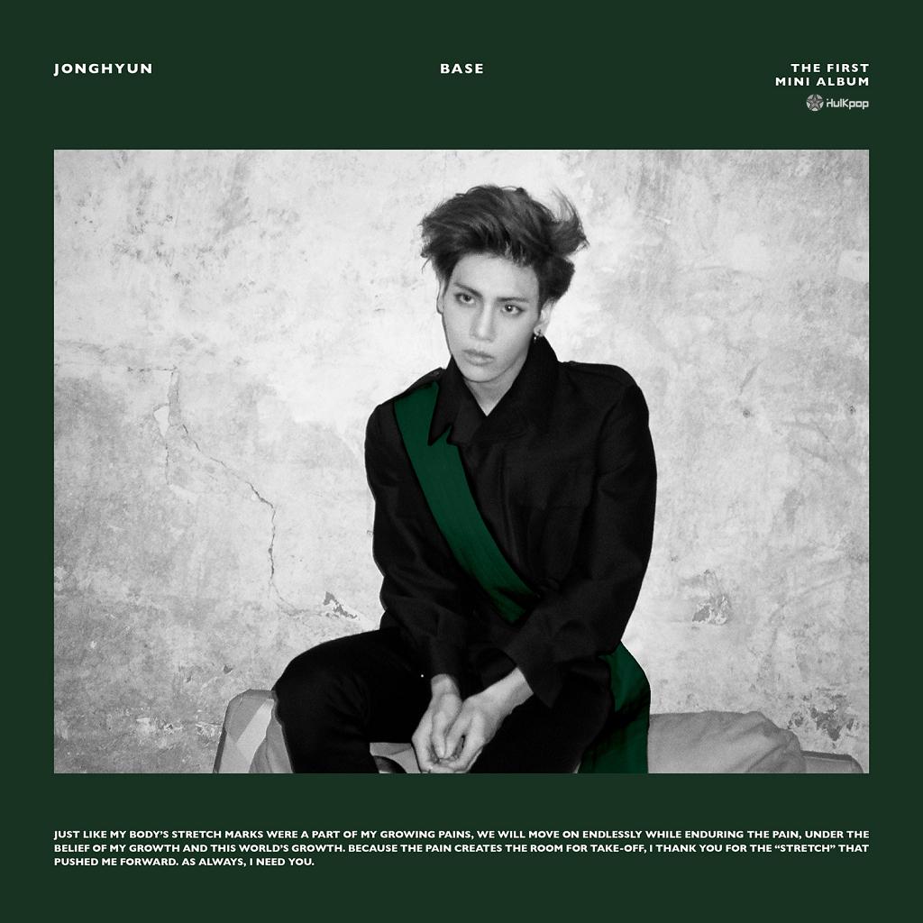 JONGHYUN – The 1st Mini Album `BASE` (FLAC + ITUNES PLUS AAC M4A)
