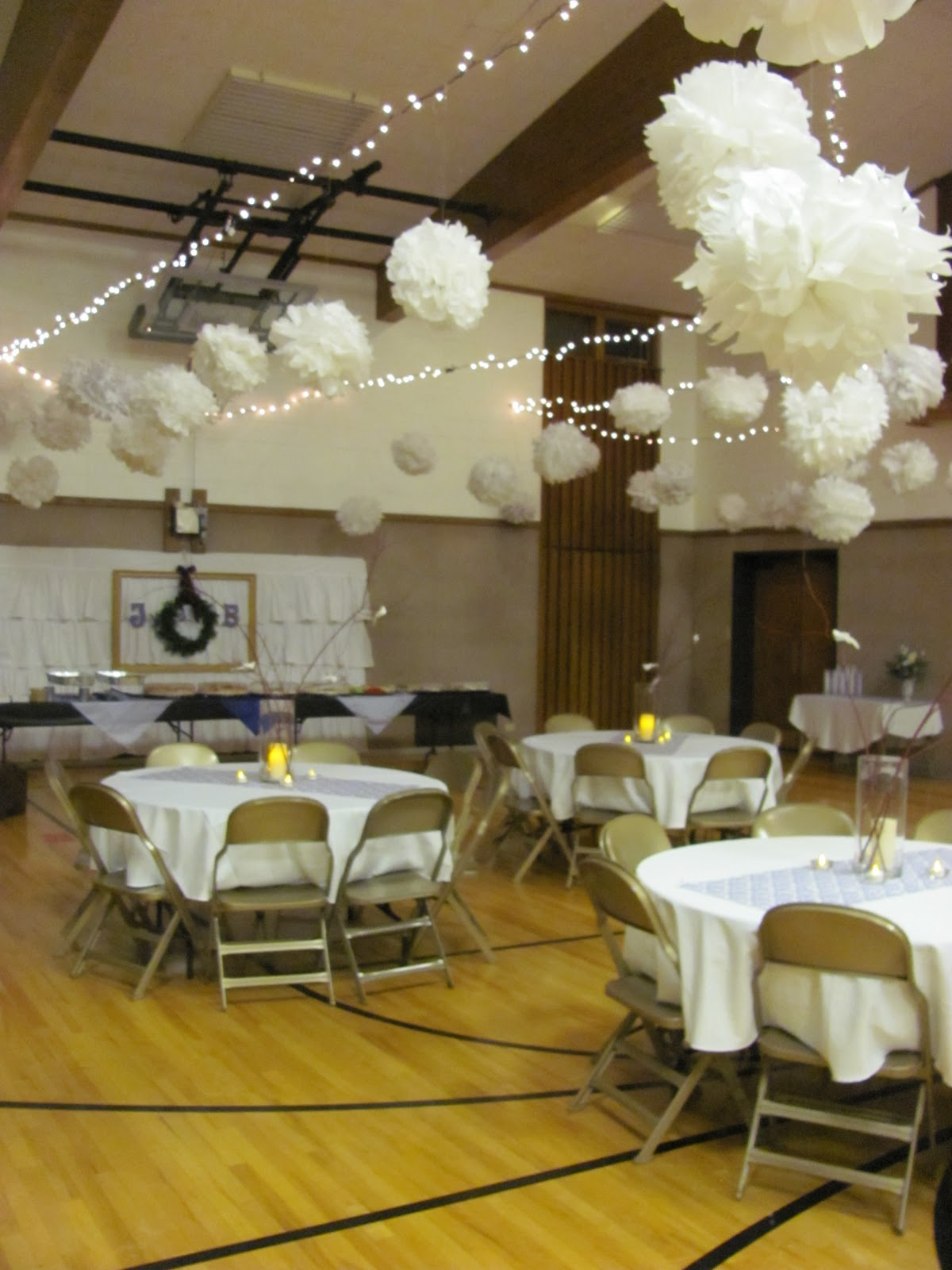 & Header: Wedding Open House Decorating