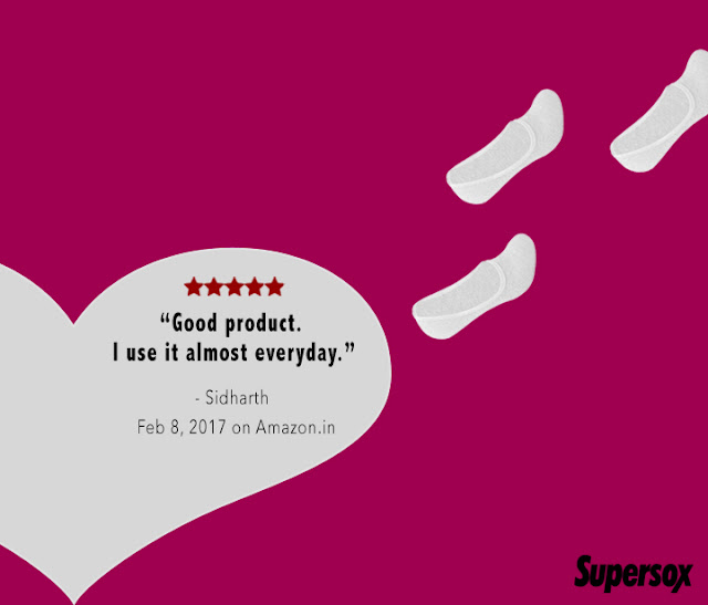 Team Supersox Loves Your Feedback