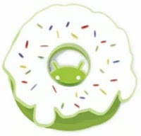Android Donut Version 1.6