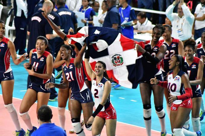 Las Princesas del Caribe derrotan tres sets por uno a Colombia en los Juegos Bolivarianos